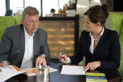 Susanne Engel-Lönser Coaching im Leading Hotel